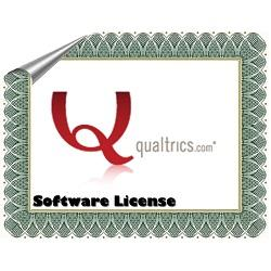Qualtrics Single User Subscription