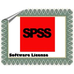 SPSS Statistics 26 Unlimited Subscription
