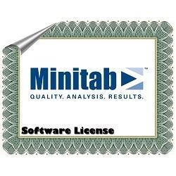 Minitab 19 Windows Subscription