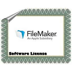 FileMaker Annual Renewal (100-249 users)