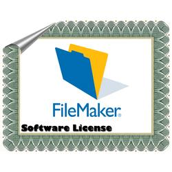 FileMaker 3-year Annual 10-24 Users